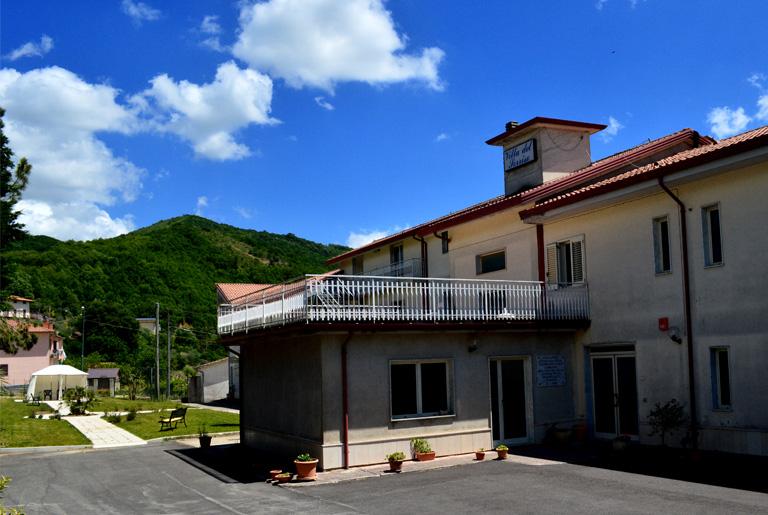 Villa del Sorriso Ingresso